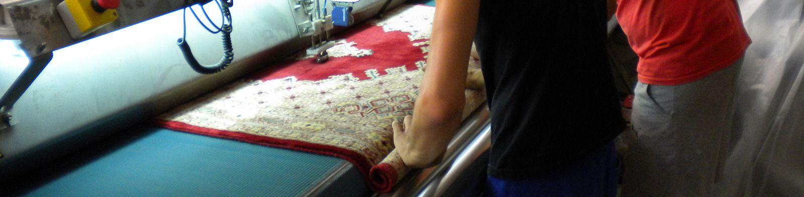Ταπητοκαθαριστήριο Καθαρισμού και Φύλαξης Χαλιών - Κέντρο Καθαρισμού Χαλιών